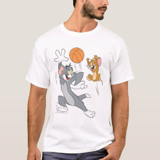 Tom och Jerry basket 1 T Shirts