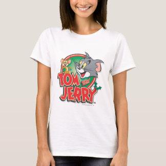 Tom och Jerry klassikerlogotyp T Shirt