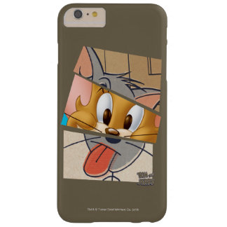 Tom och Jerry | Tom och Jerry Mashup Barely There iPhone 6 Plus Fodral