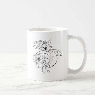 Tom och Jerry   Tom och Jerry skratta Kaffemugg