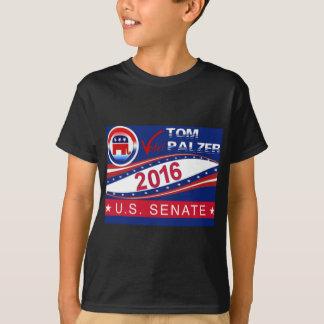 Tom Palzer för U.S.-senaten 2016 T-shirt