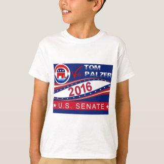 Tom Palzer för U.S.-senaten 2016 Tshirts