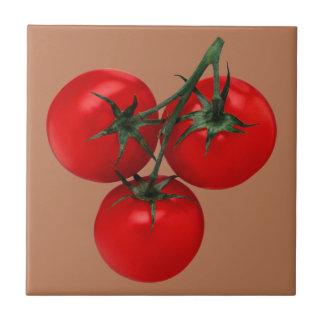 Tomater Kakelplatta