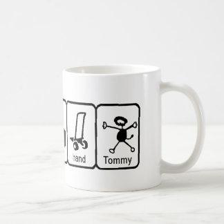 Tommy den lejona muggen kaffemugg