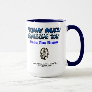 Tommy macss ny befordrings- mugg för fantastisk