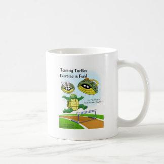 Tommy sköldpadda kaffemugg