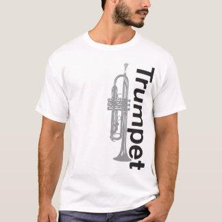 Tonal randT-tröja för trumpet T Shirts