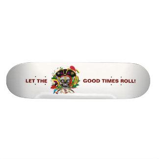 Tonåring Skateboard Bräda 20,5 Cm