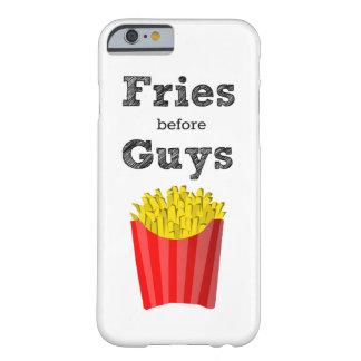 Tonåring småfiskar för grabbiphone case barely there iPhone 6 fodral