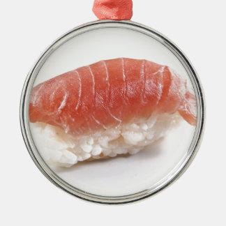 TonfiskNigiri Sushi Julgransprydnad Metall
