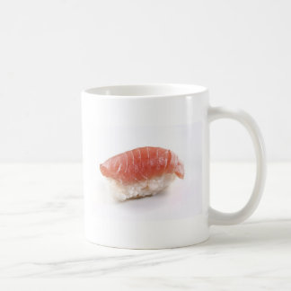 TonfiskNigiri Sushi Vit Mugg