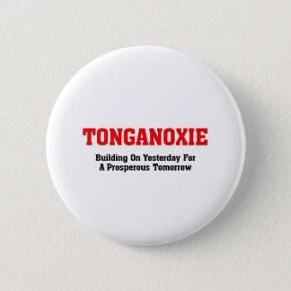 Tonganoxie Kansas Standard Knapp Rund 5.7 Cm