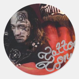 tony klistermärke för tatuering
