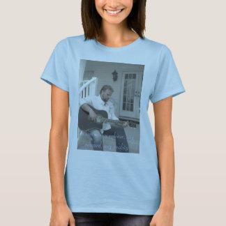 Tony portfölj 006, musik är min frigörare, min t shirt