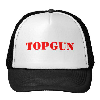 TOPGUN BASEBALL HAT