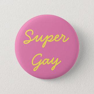 Toppen gay pride knäppas standard knapp rund 5.7 cm