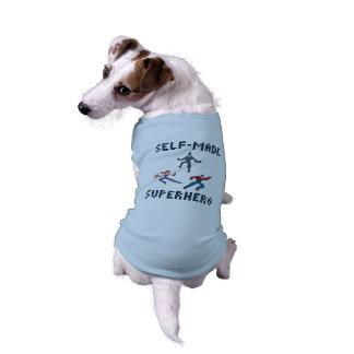 Toppen hjältehund tröja långärmad hundtöja