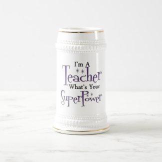 Toppen lärare ölkrus