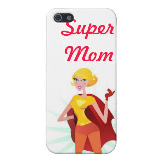 Toppen mamma iPhone 5 cases