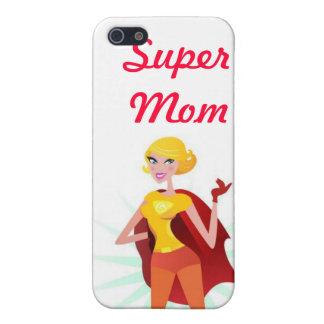 Toppen mamma iPhone 5 skal