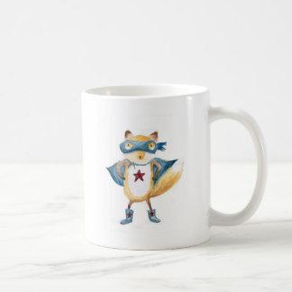 Toppen räv! kaffemugg