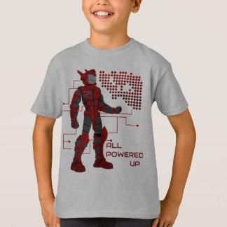Toppen robotT-tröja Tee Shirts