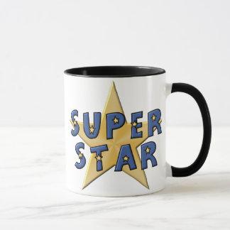 Toppen stjärnamugg mugg