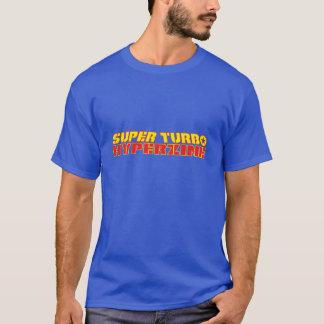 Toppen Turbo Hyperzine logotyp 1 Tröja