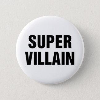 Toppen Villain Standard Knapp Rund 5.7 Cm