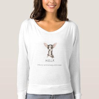 Toppet bekvämt & toppet gulligt, ska du kärlek tröjor