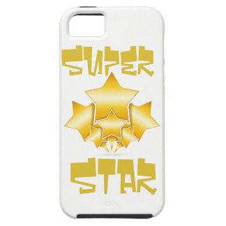 Toppet fodral för stjärnacelltelefon iPhone 5 hud