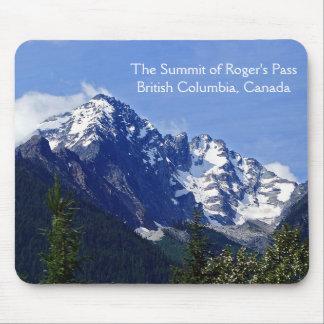 Toppmötet av Rogers passerar Mousepad Musmatta