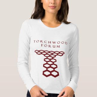 TorchwoodForum knarkare förenar kvinna skjorta Tee Shirts