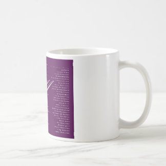 Tori-Bröllop Program-1 Kaffemugg
