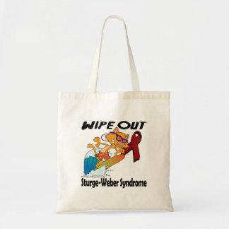 Torka ut det Sturge-Weber syndromet Budget Tygkasse