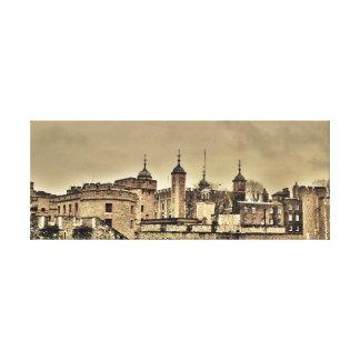Torn av London Canvastryck