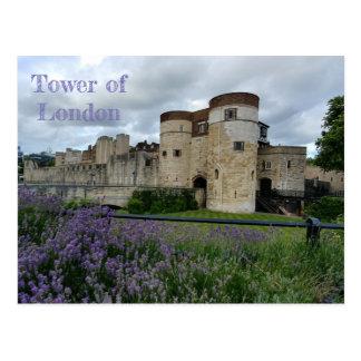 Torn av London Vykort