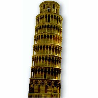 Torn av Pisa PhotoSculpture Photo Cut Outs