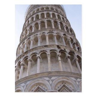 Torn av Pisa Vykort