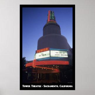 Torn Sacramento affisch