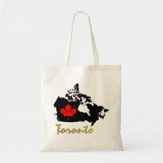 Toronto Ontario skräddarsy Kanada som landskapet Tygkasse