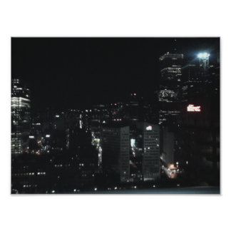 Toronto vid RZB Poster