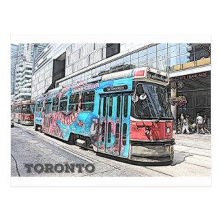 Toronto Vykort