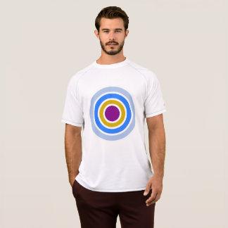 Torr Arkadia/manar mästaredubbla kopplar ihop Tee Shirt