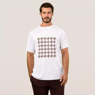 Torr välkomnande-/manar mästaredubbla kopplar ihop t shirt
