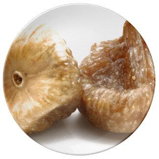 Torra figs porslinstallrik