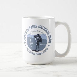 Torres del Paine NP Kaffemugg