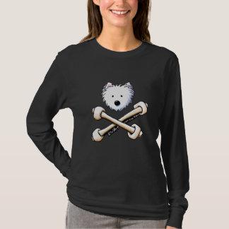 Torrid Westie Crossbones T Shirts