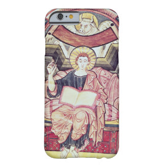Torsk 22. f.85v St Luke evangelisten, från Treves Barely There iPhone 6 Fodral