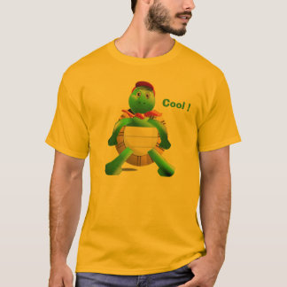 tortue coola! tee shirt